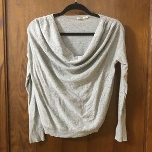 Marled Cowl Neck Sweater by Moth for Anthropologie